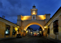 Arco de Santa Catalina (Night)